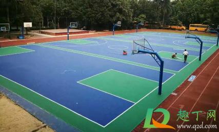 篮球场地标准尺寸是多少1