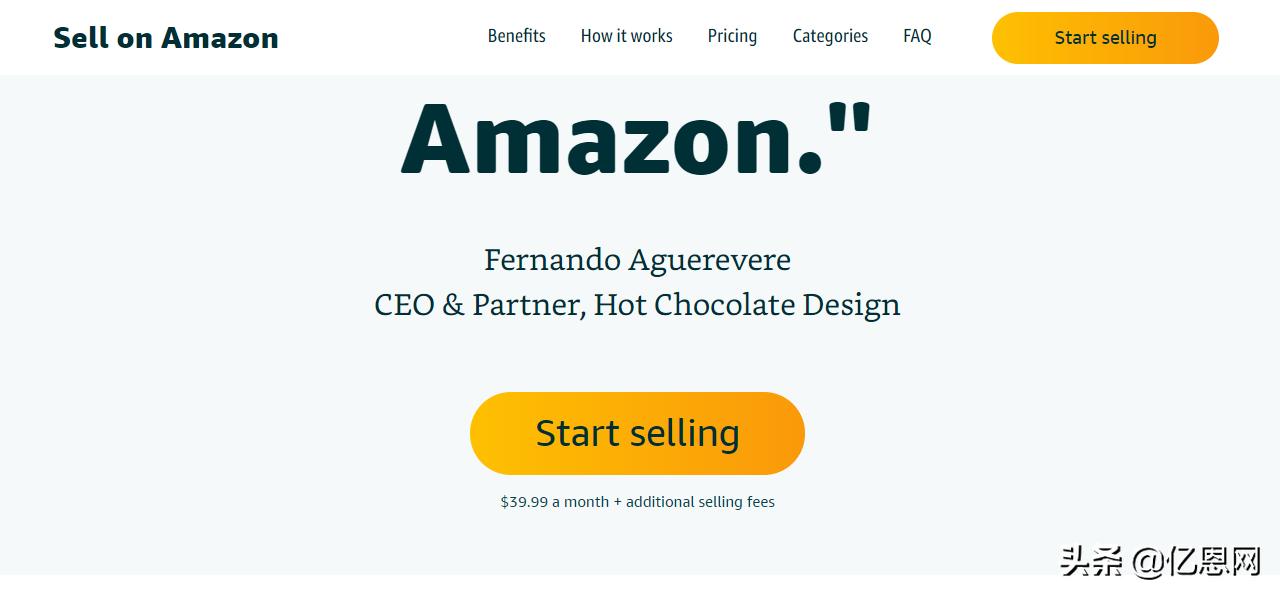如何在亚马逊开店(如何在亚马逊开店流程及费用)