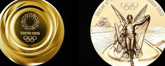 东京奥运会金牌是纯金的吗(东京奥运会金牌是纯金的吗?多重?)插图
