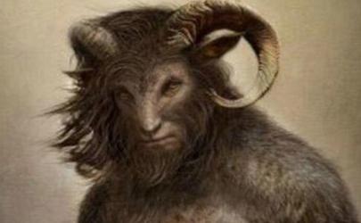 山羊人出现中国真的假的